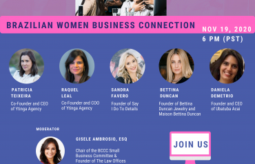 BRAZILIAN WOMEN BUSINESS CONNECTION